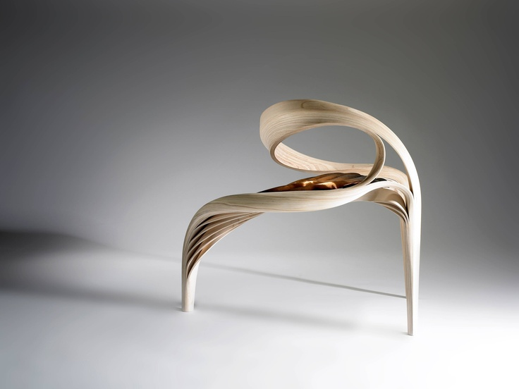 LONDON DESIGN FESTIVAL, OBJECT OF THE DAY, 23 April. Enignum Chair III by Joseph Walsh, 2011. Represented at COLLECT by Adrian Sassoon