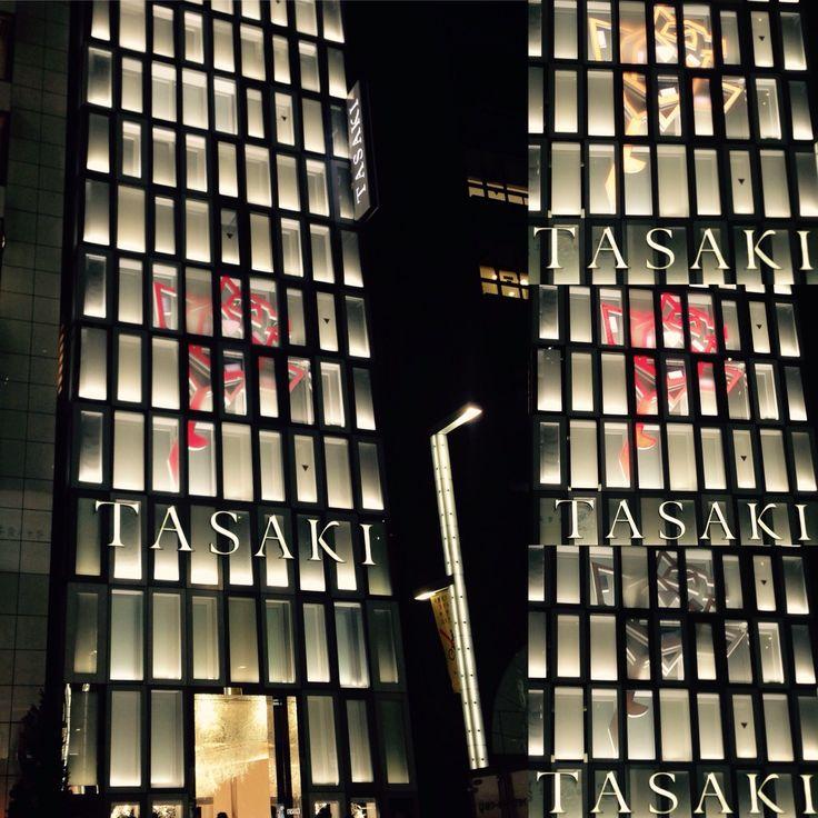 "TASAKI Timeless Christmas 2015 ""Garden of Curiosity"" TASAKI Ginza Flagship Store"