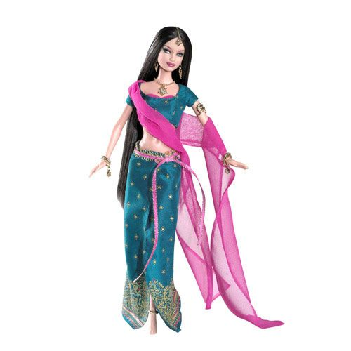 Latest Barbie Collector Dolls For The Season: New Barbie Collector Doll Collection - Diwali