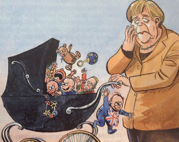 With so many EU nation members holding national elections in 2017, eg. France, Germany, Netherlands, Portugal, Merkel's pram may be half empty. Heck, she may not even be around to push it. https://plus.google.com/115485979219209097599/posts/gDb6UUVQQk4