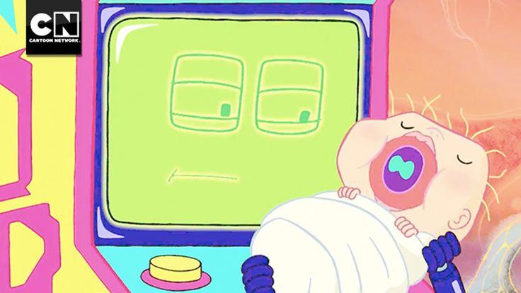 Danger Planet   Original Shorts   Cartoon Network