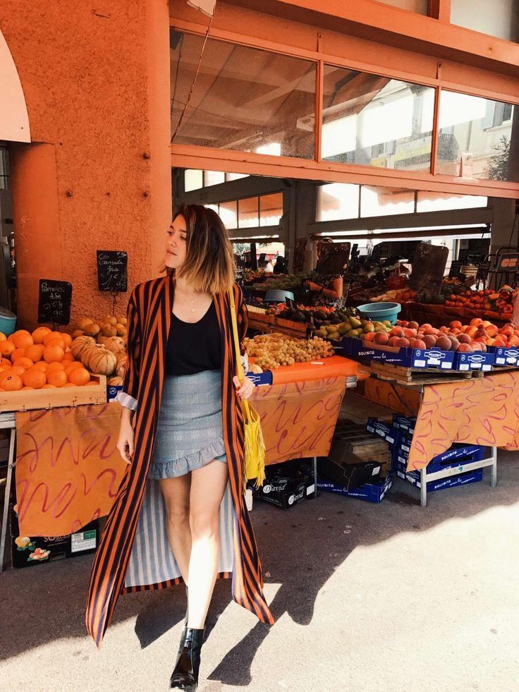 Cannes marché L'atelier d'al blog mode lifestyle travel voyage