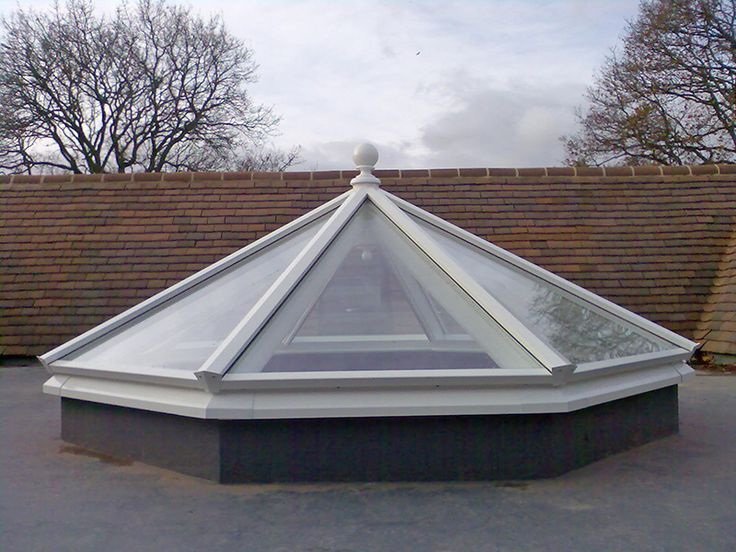 Exterior of an octagonal shaped roof lantern with an aperture measuring 2205mm x 2205mm. & 21 best Orangeries images on Pinterest | Conservatory Greenhouses ... memphite.com