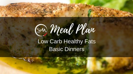 Hi! It's Sian here… There has been so much talk lately about the LCHF way of eating (Low Carb Healthy Fat), I thought I would put together a very basic meal plan with some of our favourite Skinnymixers recipes. You will actually find that most Skinnymixers meals can be made to be Low Carb Healthy...Read More »