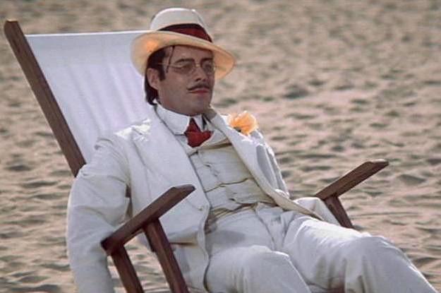 Dirk Bogarde in Morte a Venezia, di Luchino Visconti (1971)