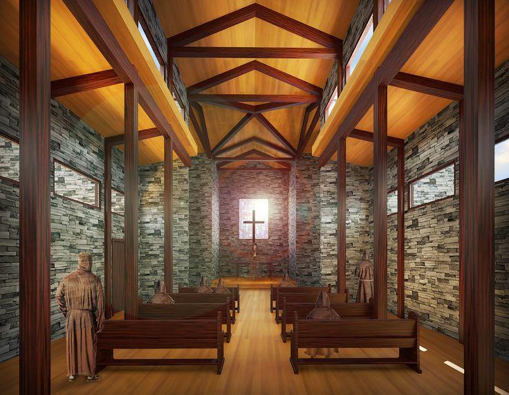 Lapis Monasterium; 2N Architectural Design; www.nikosnasis.com