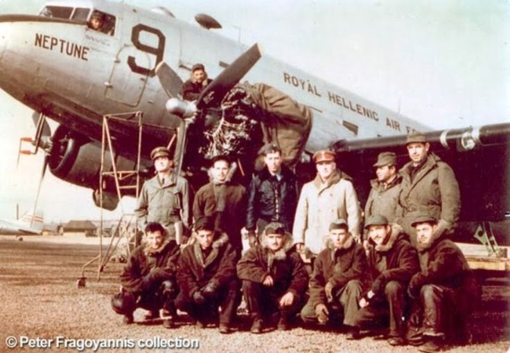 "C-47D ""NEPTUNE"" Gimbo 1952"