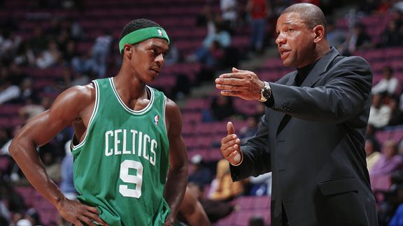 Celtics Life: Does Doc Rivers want to leave because of Rajon Rondo?