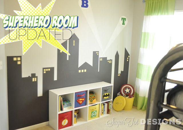 Boys Bedroom Ideas Superhero 73 best toddler boys bedroom images on pinterest | superhero room