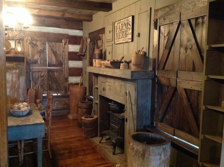 Best 25 Primitive Homes Ideas On Pinterest Home Decoration