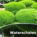 Watertafels van aluminium en cortenstaal | HetTuinLeven.comi