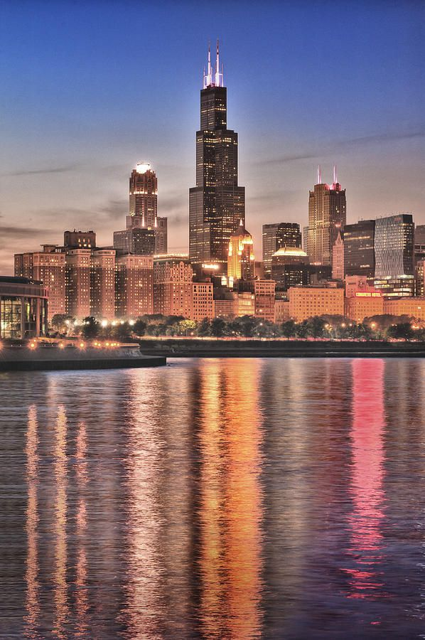 ✮ Willis Tower (formerly the Sears Tower) - Chicago