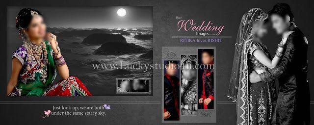 18 Wedding Album Design Psd Free Download 12x30 Download In 2019