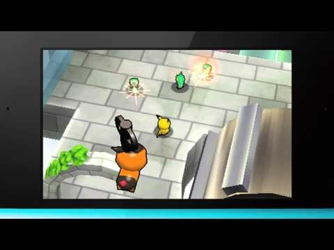 Pokemon Rumble Blast 3DS - Pokemon Rumble Blast is the first Pokemon game designed by Nintendo for the 3DS. You can battle your Pokemon in fabulous 3D without needing to purchase extra glasses. There are over 600 Toy Pokemon that you can search for from a wide range of different versions of the Pokemon game. Players can team up and collect the 600 Pokemon together with local wireless or look for other players from around the world with the StreetPass feature.