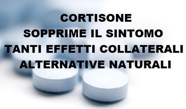 I farmaci cortisonici sono dei farmaci antinfiammatori utilizzati per trattare numerose malattie. Ecco i gravi effetti collaterali e le alternative naturali