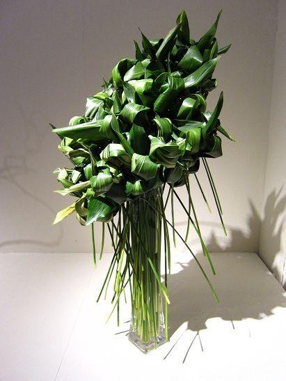 「第94回 草月いけばな展 「花ときめき」(前期)-6」の画像|草月流生け花とフラワーアレンジブログ-… |Ameba (アメーバ)