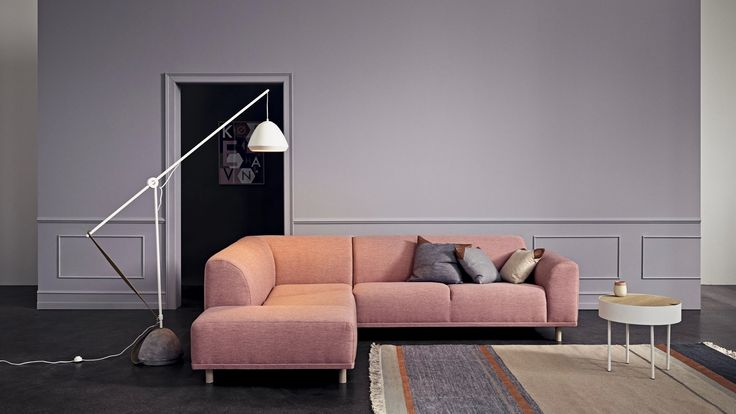 "Corner sofa ""Hannah"" via Goodmoods"