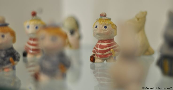 Moomin.com - Ceramic Moomin figures from the 50s