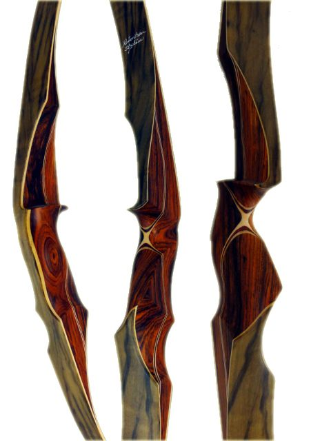 Tribal Styk with Myrtle and Cocobolo