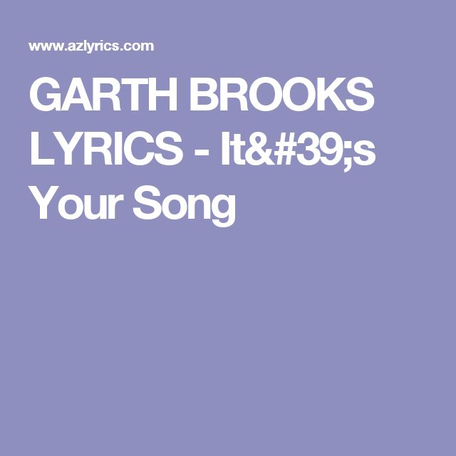 My Garth Brooks Tattoo Lyrics From The Dance I Love: 1000+ Ideas About Garth Brooks Lyrics On Pinterest