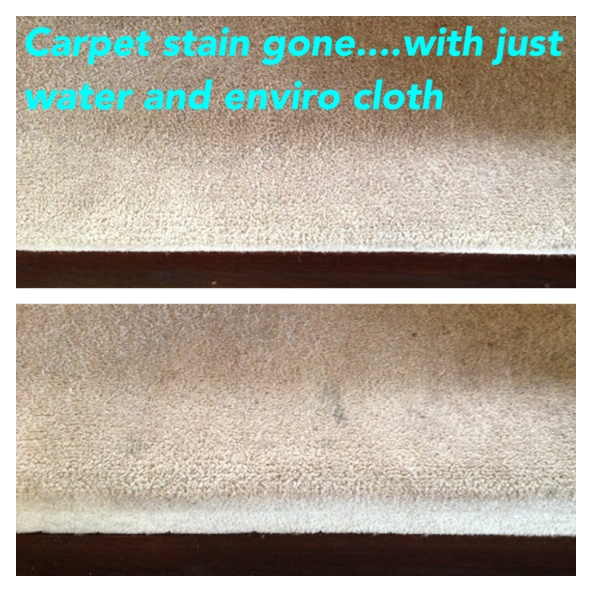 Norwex Cleaning Cloth Glass: Before & After On Pinterest