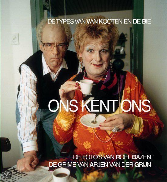 Ons kent ons : De types van Van Kooten en De Bie