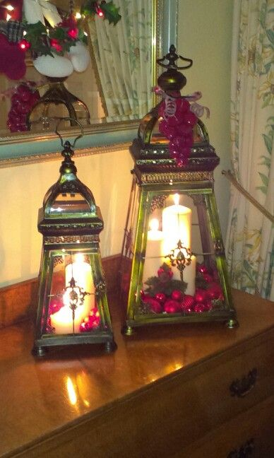 **Christmas lantern's More