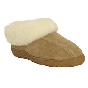Old Friend Slippers Ladies Juliet in Chestnut