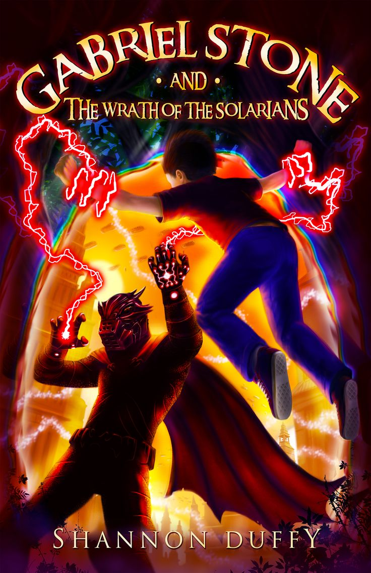 Gabriel Stone And The Wrath Of The Solarians