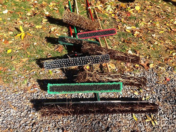 """The Best Outdoor Brooms 