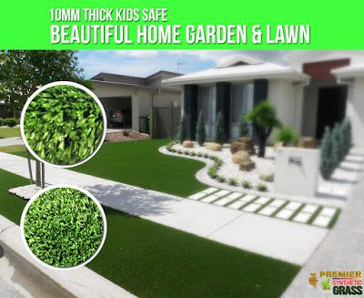 Beautiful Synthetic Lawn : Beautiful Home Garden & Lawn Kids Safeclick the im...