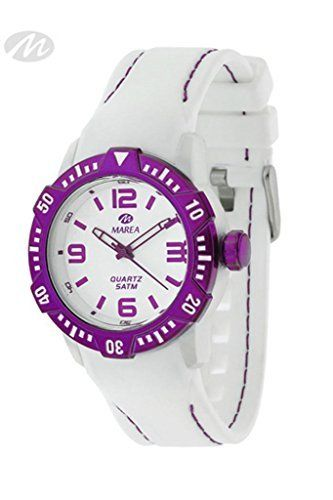 I like it better in aqua and white. MAREA WATCH B35227 / 8 UNISEX, http://www.amazon.com/dp/B00TDFXB40/ref=cm_sw_r_pi_awdm_jkDfvb12T6KMV