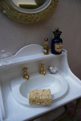miniature bath