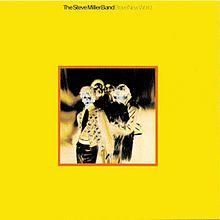 Steve Miller Band - Brave New World (1969)