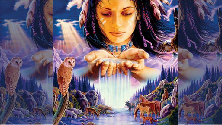20 regole degli indiani d'America per ritrovare la pace e l'armonia