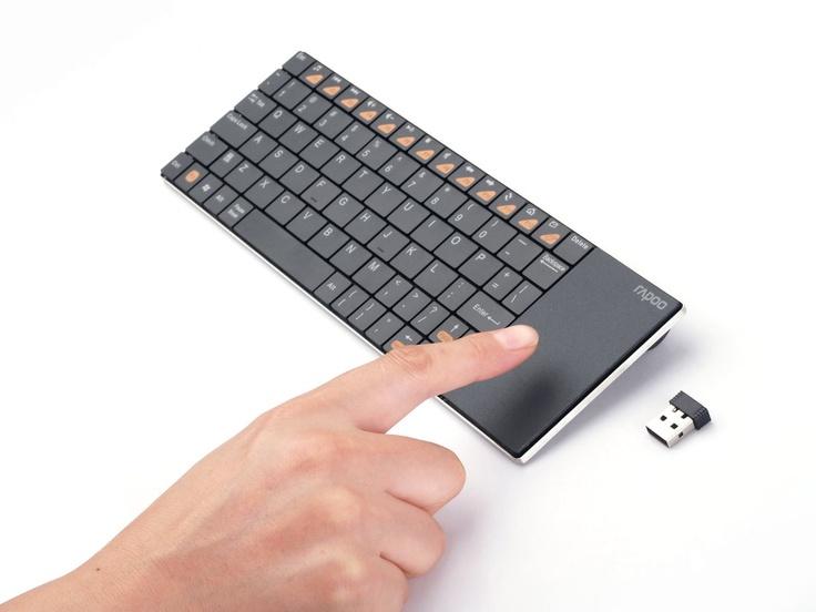 Rapoo E2700 small wireless keyboard and keypad