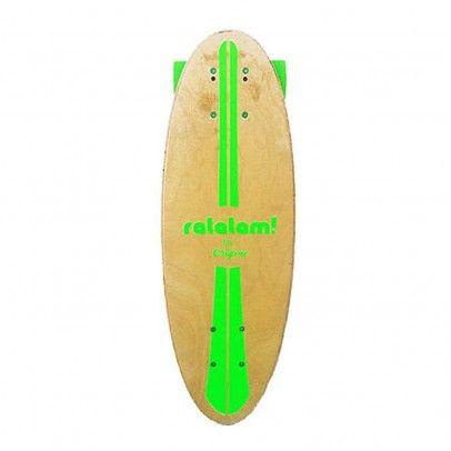 Skateboard Verde  Ratatam