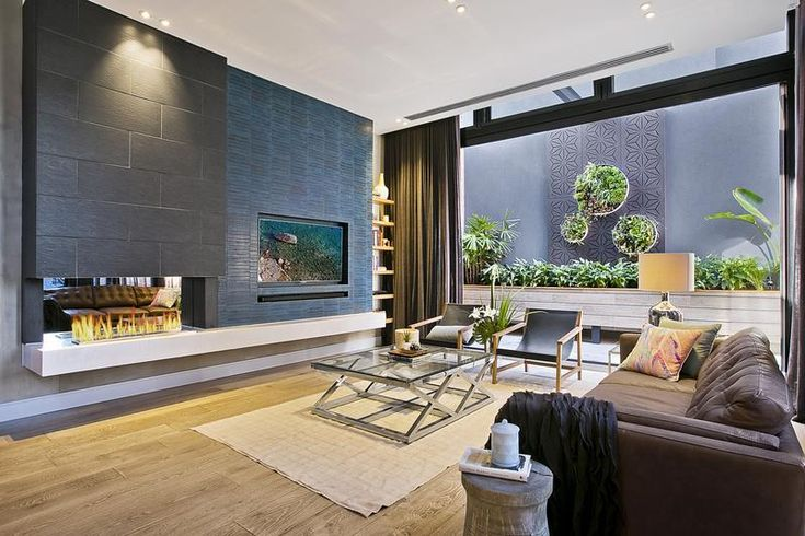 The Block 2014 Alisa & Lysandra Lounge room