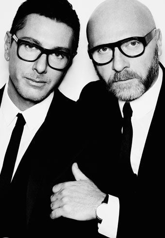 Dolce & Gabbana - The designers Domenico Dolce and Stefano Gabbana They have known how to make a flag out of their Italian character