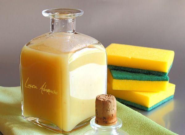 Detergent vase natural