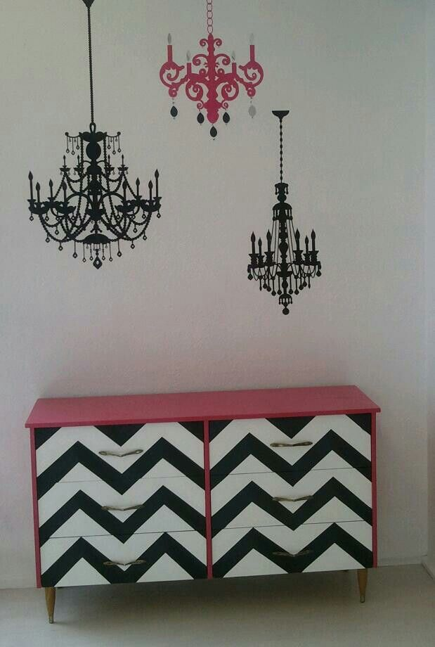 Best Refurbished Furniture Images On Pinterest Furniture - Wall decals on furniture