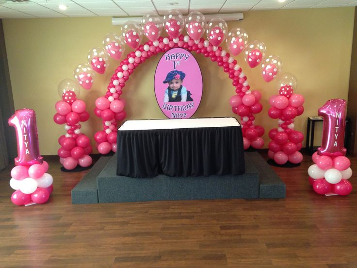 23 best 1st Birthday General images on Pinterest Balloon Balloons