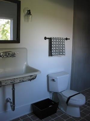 simpleBath Sinks, Guest Bath