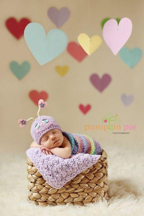 Cute setup.: Babies, Newborn Photography, Photo Ideas, Valentines, Pumpkin Pie, Sweet Love, Baby Photography, Valentine S