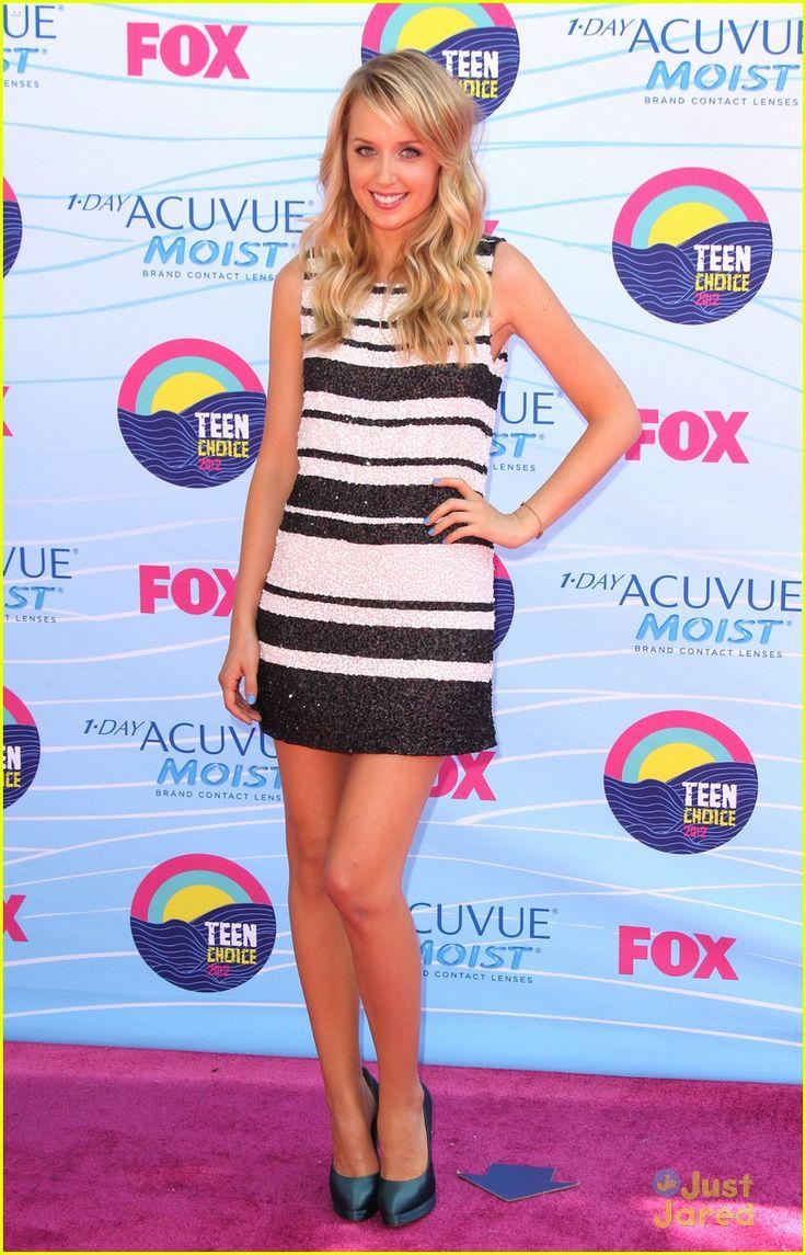 Megan Park at Teen Choice Awards 2012