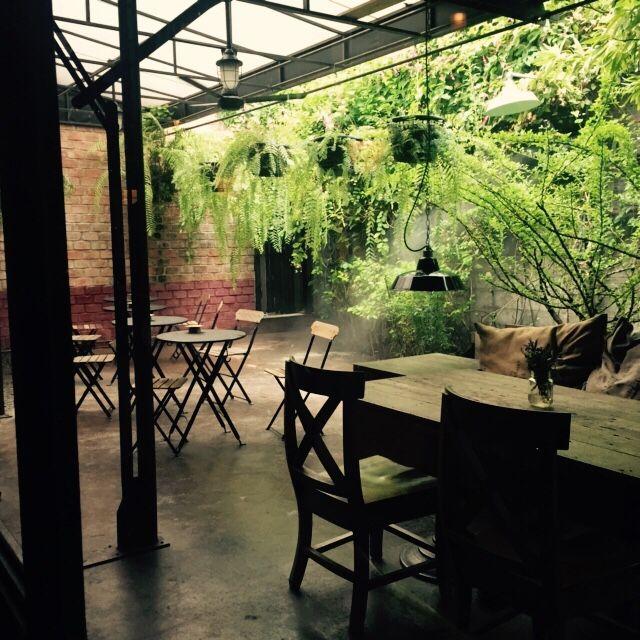 [방콕 여행] 향기 가득 예쁜 카페 KARMAKAMET 카르마카멧 시크릿월드 (향기 쇼핑) : 네이버 블로그
