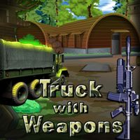 TRUCK WITH WEAPONS - AGENT LEE is an enchanting point and click type new escape game developed by ENA Game Studio for free. Lee completed nine tasks. Now this is tenth task, Lee went to go down area to rob the truck with weapons and the special gun. Lee got the information that no one is available in the go down area, Let us see how Lee going to rob the truck with weapons and the special gun ? Good Luck and best wishes from ENA games. Keep playing ENA Games.