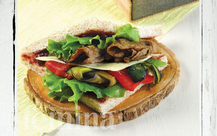Resep Beef Sandwich