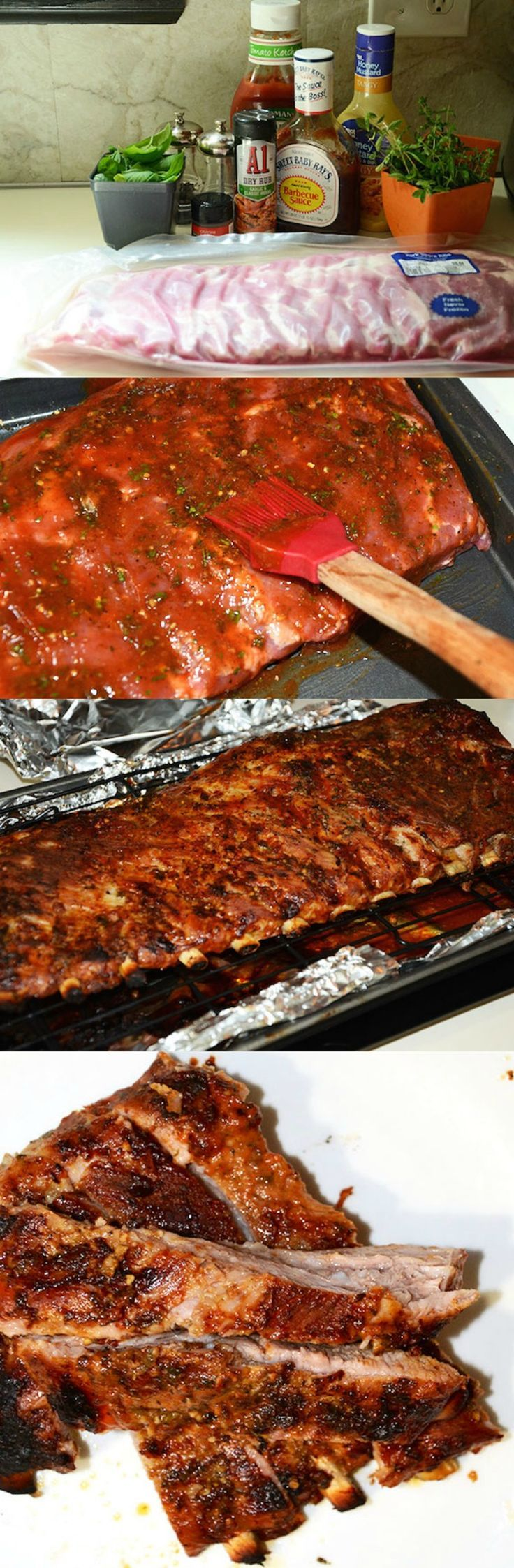 Learn how to make ribs with this tutorial from Jacy - the delicious, juiciest, and yummiest ribs ever!