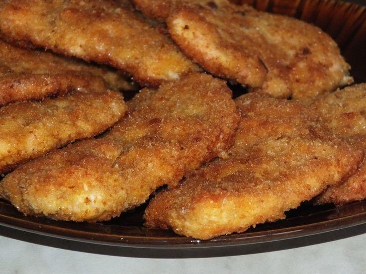 Kotlety z kurczaka z czosnkową nutką